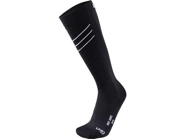 UYN Ski Race Shape Sokken Heren, zwart